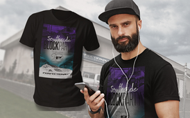 2019 Block Party official tshirt