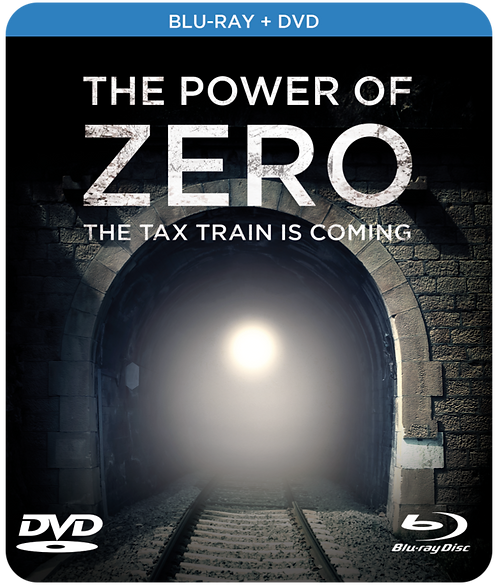 """The Power Of Zero""Movie- 200 copies ($9.99/ea.)"