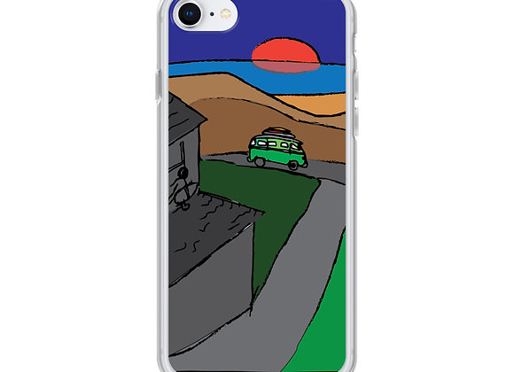 Sneak Out Cell Phone Case