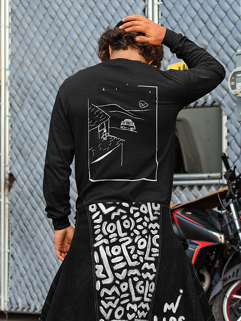 back-view-mockup-of-a-man-in-a-long-slee