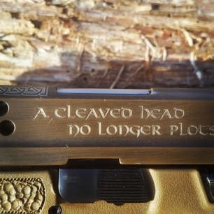Cleaved Head