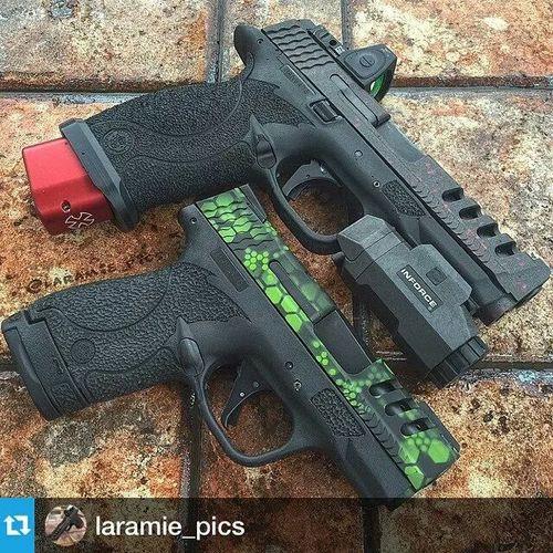Custom Smith & Wessons