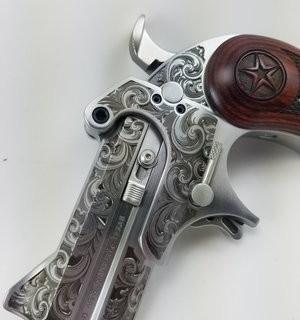 Bond Arm Custom Scroll Work
