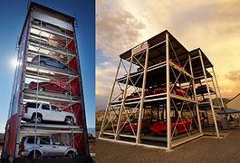 Boomerang Parking Systems