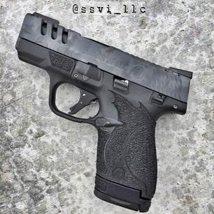 Custom Smith & Wesson Slide