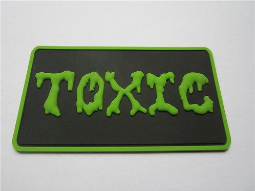 Toxic PVC Patch