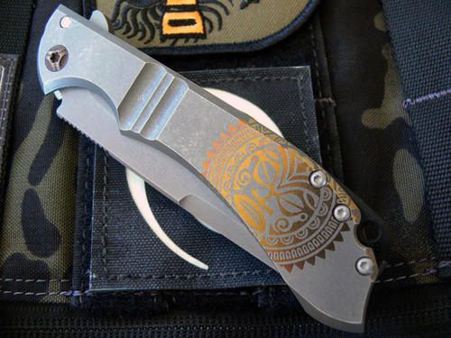 Dervish Knife