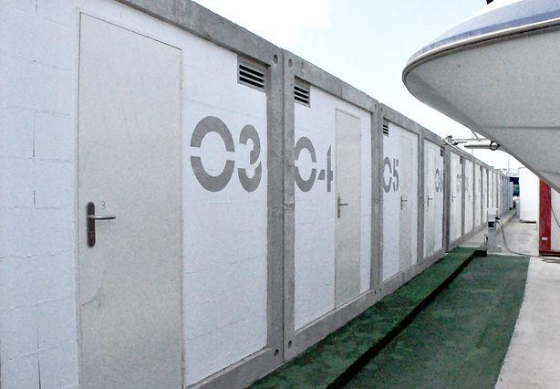 Caseta prefabricada para CNA- Fimar Futur, S.L.