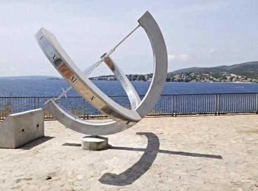 Reloj ecuatorial