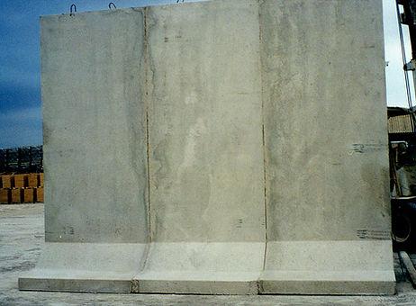 Muro en forma de T- Fimar Futur S.L.