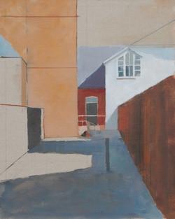 Alley by Blackheath Halls