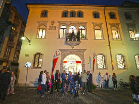 Sparkasse New, Historical branch in Belluno