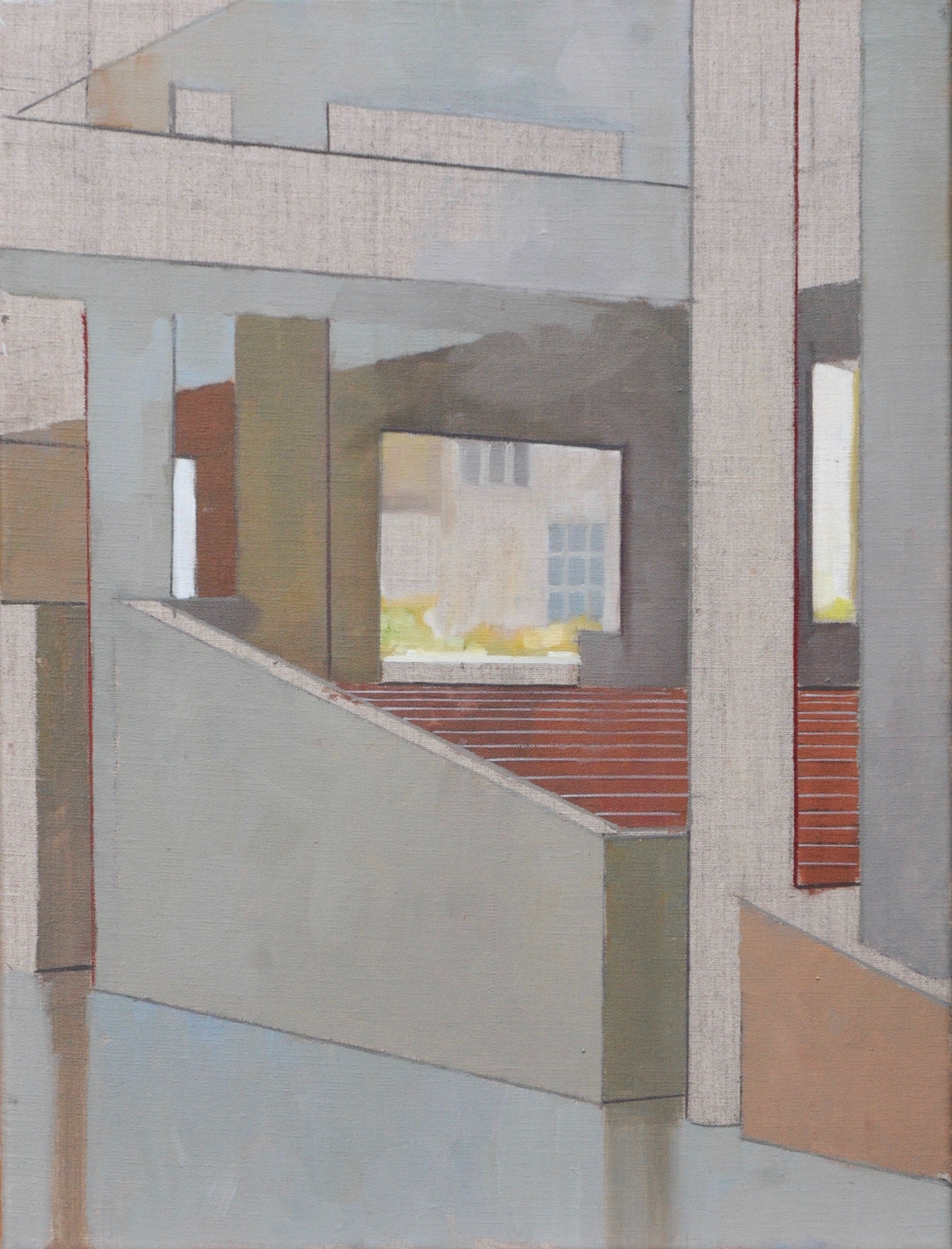 'Looking Through at Barbican'