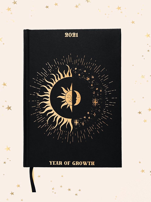 2021 Year of Growth Book (Limited Quantities)