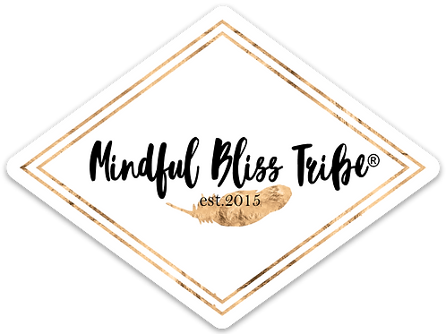 Mindful Bliss Tribe Mini Magnet