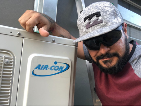 Aircon 18,000 BTU / 1.5 Ton Ductless Mini Split