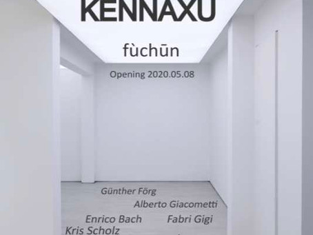 Group show at KENNAXU Gallery in Shenzhen