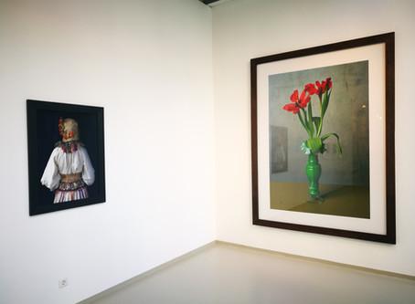 Verlängerung der Ausstellung Fleurs II