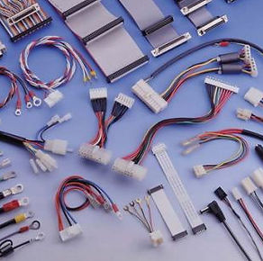 Examples of the types of wire harnesses and assemblies that Fin-Con Assembly Group can manufacture.