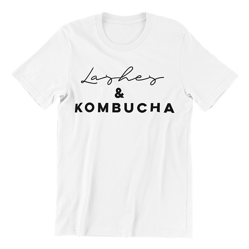 Lashes&Kombucha