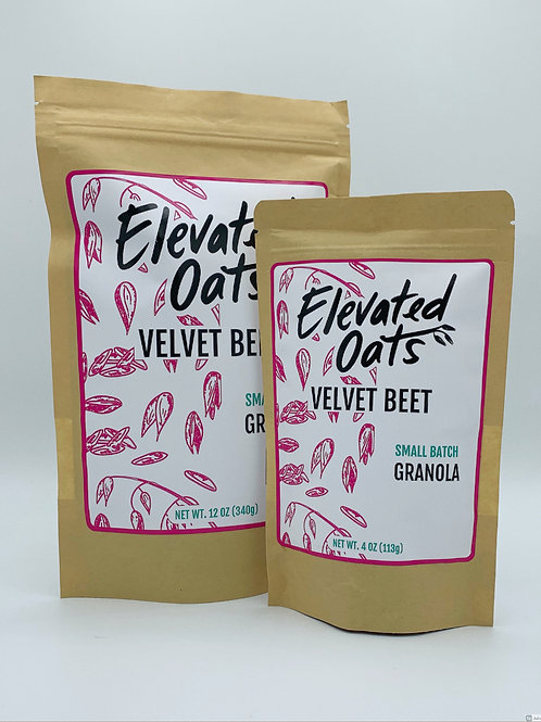 Velvet Beet Granola