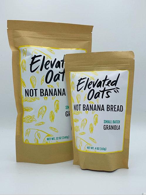 Not Banana Bread Granola