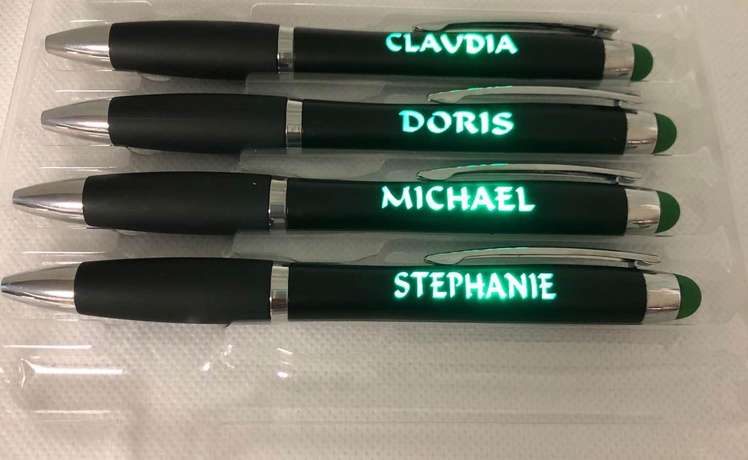 Limani´s Kugelschreiber mit Beleuchtung