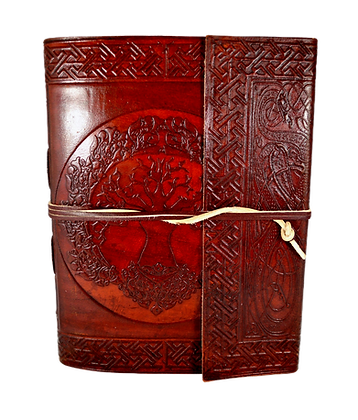 Large Celtic Tree of Life Book