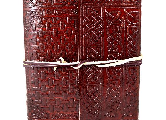 Celtic Knot Pattern Journal