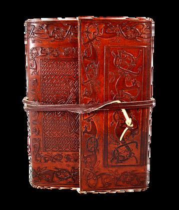 Celtic Cross Pattern Journal