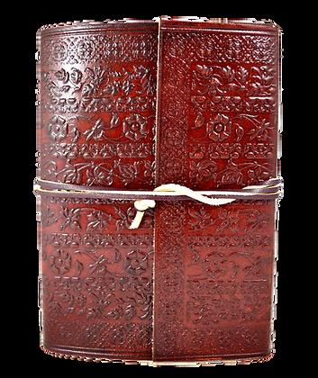 Celtic Flower Pattern Journal