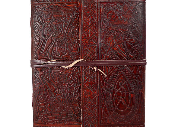 Celtic Intricate Pattern Journal