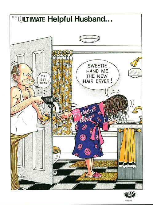 The Ultimate Helpful Husband