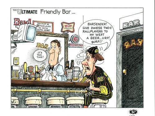 The Ultimate Friendly Bar
