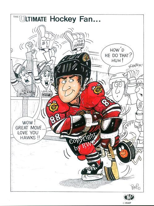 The Ultimate Hockey Fan A
