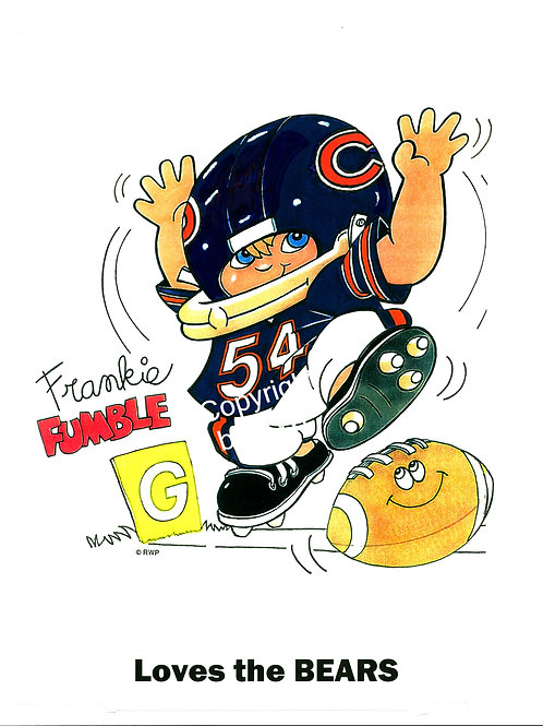 Frankie Fumble B