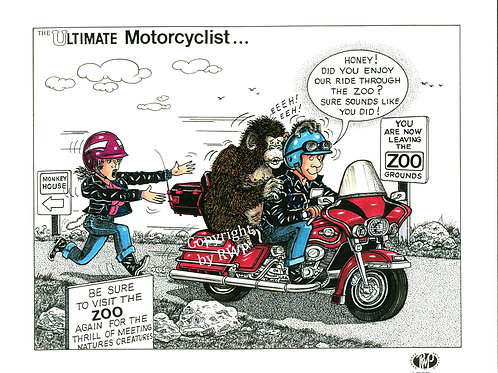 The Ultimate Motorcyclist
