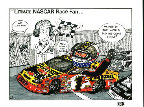 The Ultimate NASCAR Race Fan