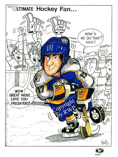 The Ultimate Hockey Fan N1
