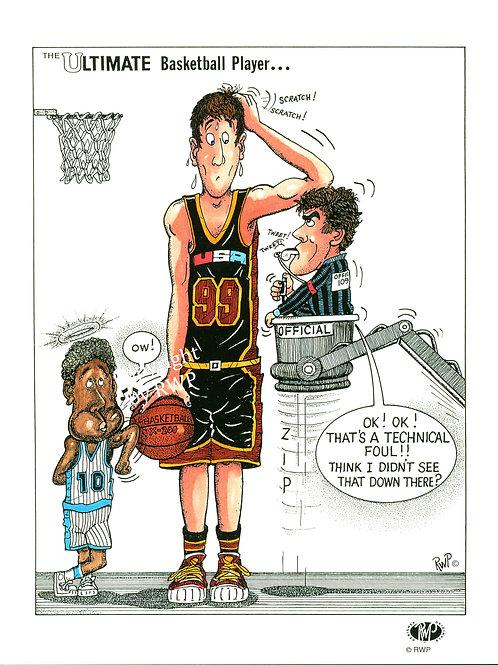 The Ultimate Basketball Player