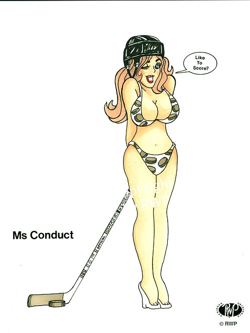 Ms Conduct