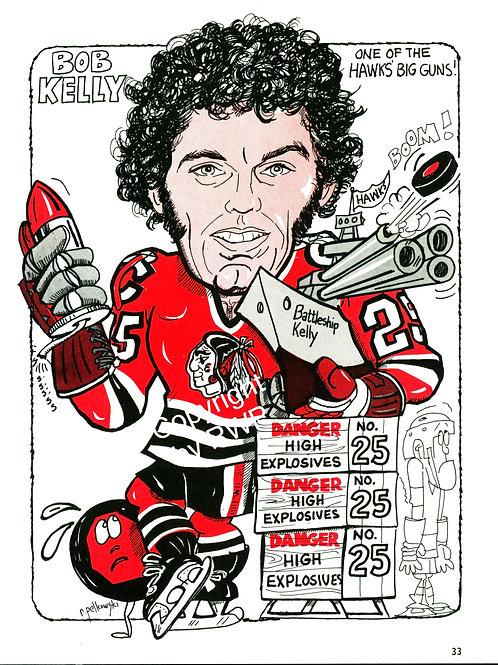CB Hockey Prgm Bob Kelly