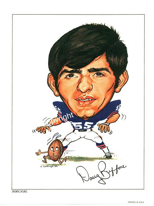Sporticatures Doug Buffone