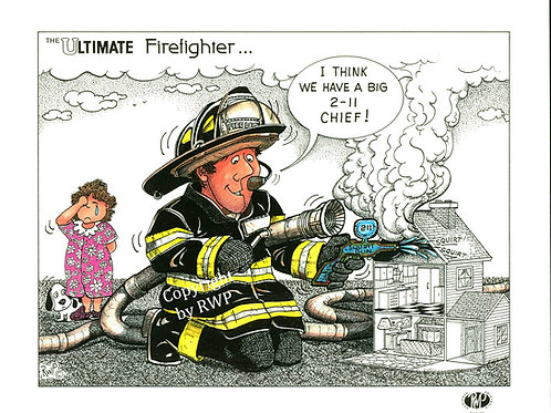 The Ultimate Firefighter