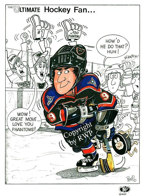 The Ultimate Hockey Fan L1