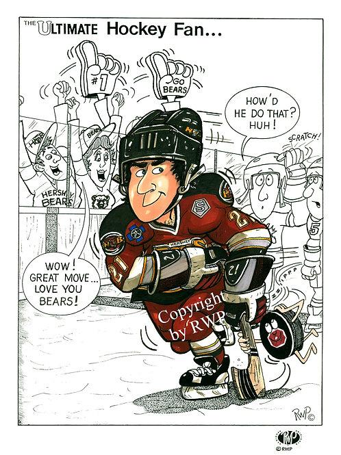 The Ultimate Hockey Fan H1