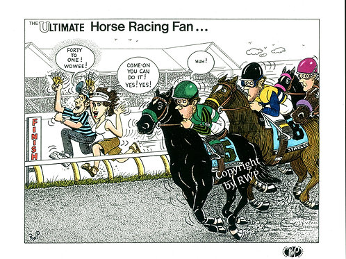 The Ultimate Horse Racing Fan
