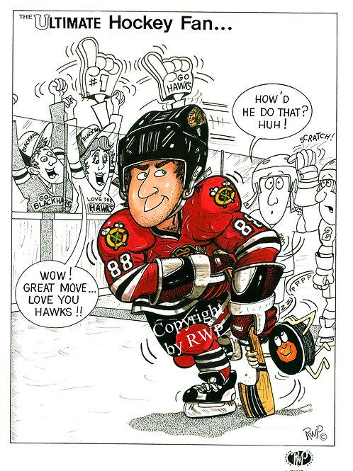 The Ultimate Hockey Fan C1