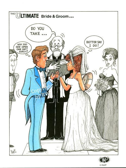 The Ultimate Bride & Groom
