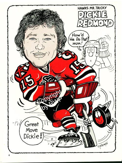 CB Hockey Prgm Dick Redmond